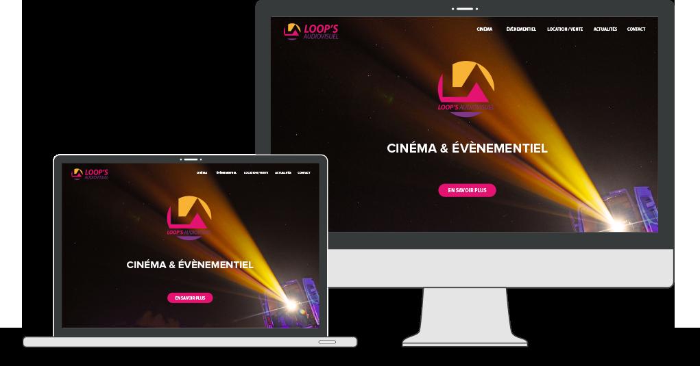 Loop's Site internet